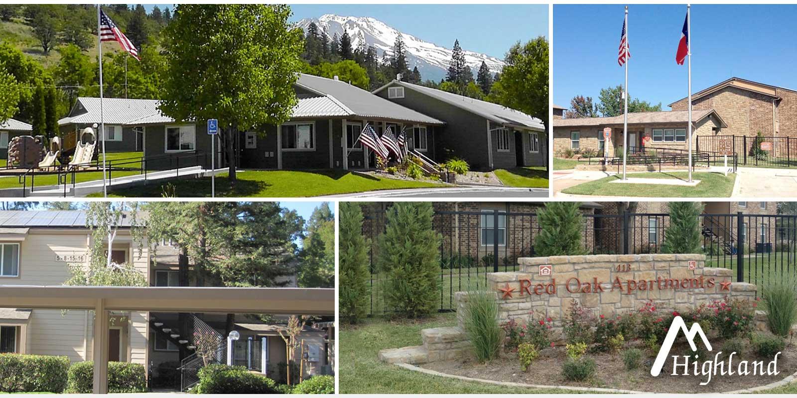 Highland Property Development background