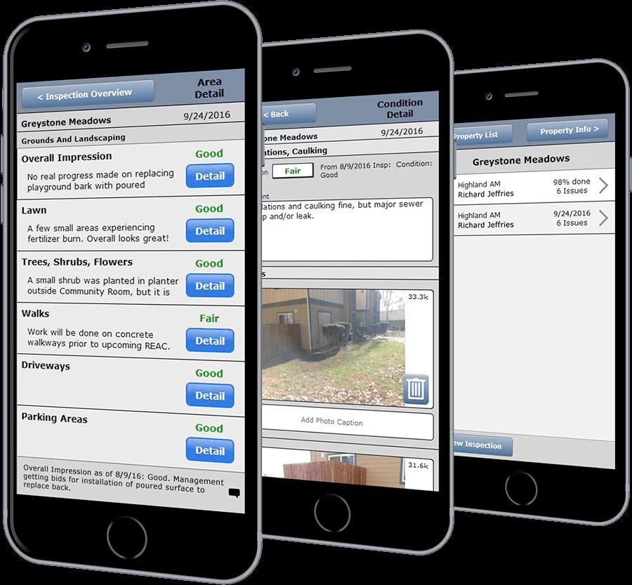 Highland Property Development mobile app