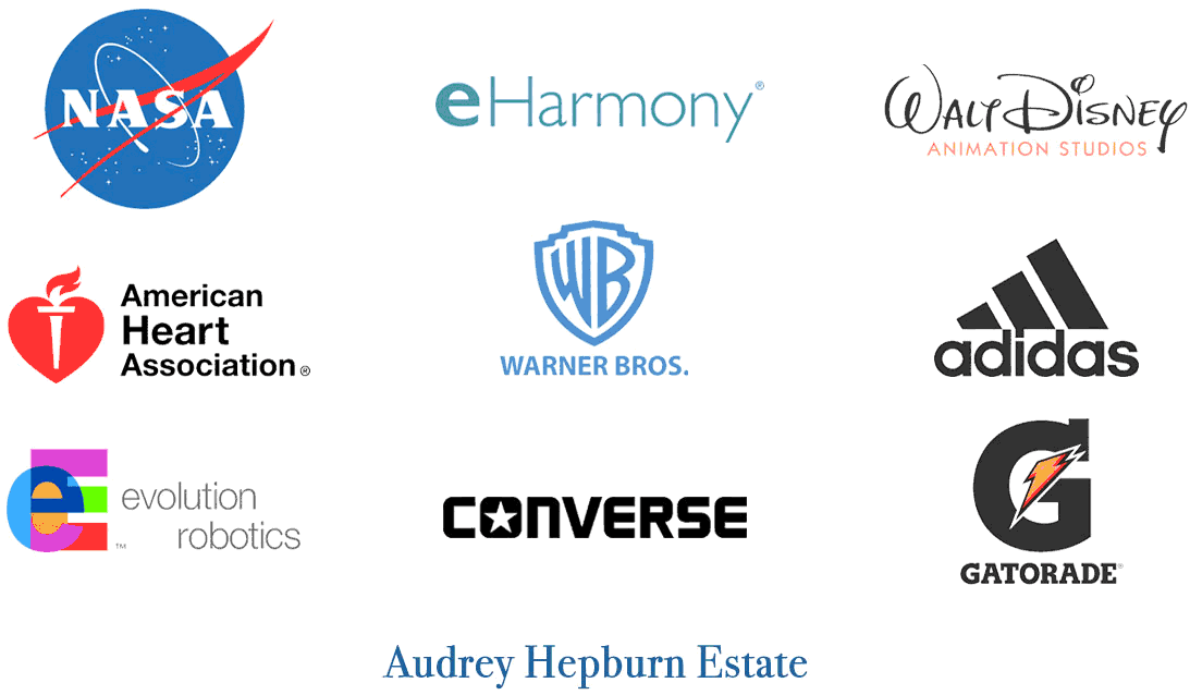 Mighty Ant DataWorks client logos showing Nasa, eHarmony, Disney, American Heart Association, and others